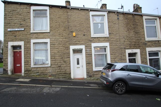 3 bed terraced house for sale in Spring Street, Oswaldtwistle, Accrington BB5