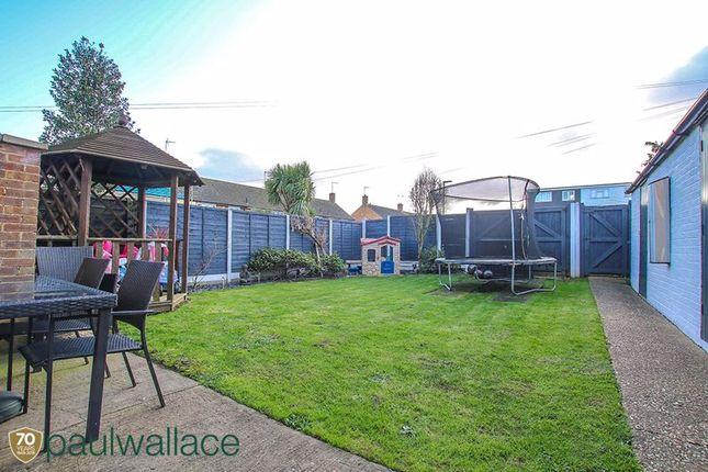 Rear Garden of Richmond Close, Cheshunt, Waltham Cross EN8