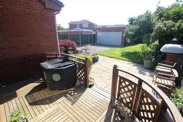 Property for sale in Midgeland Road, Blackpool