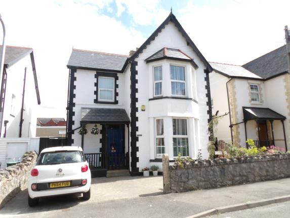 Thumbnail Detached house for sale in Llewelyn Road, Colwyn Bay, Conwy