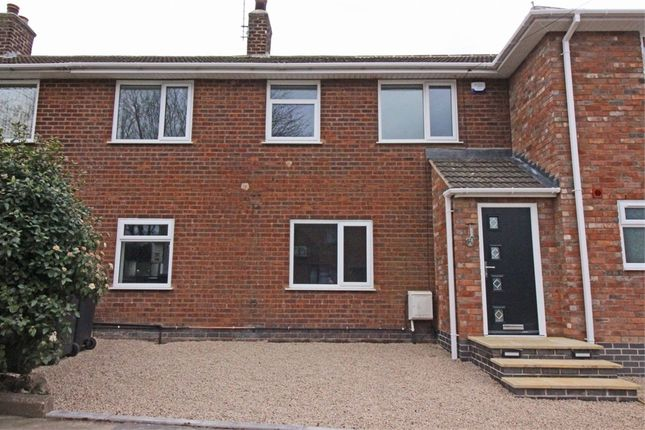Thumbnail Terraced house for sale in Elizabeth Avenue, Polesworth, Tamworth, Warwickshire