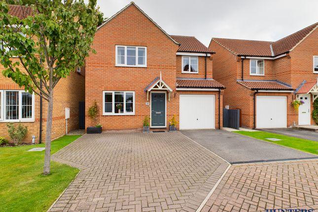 Thumbnail Detached house for sale in Derek Vivian Close, Pocklington, York, East Riding Of Yorkshire