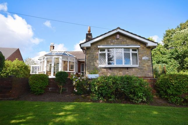 Thumbnail Detached bungalow for sale in Brookhouse Lane, Stoke-On-Trent