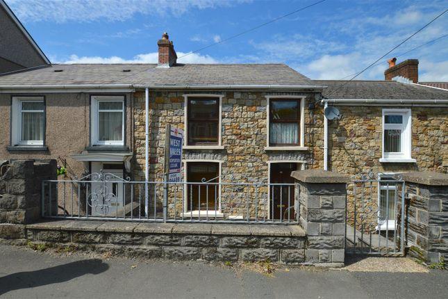 Thumbnail Terraced house for sale in Park Street, Lower Brynamman, Ammanford