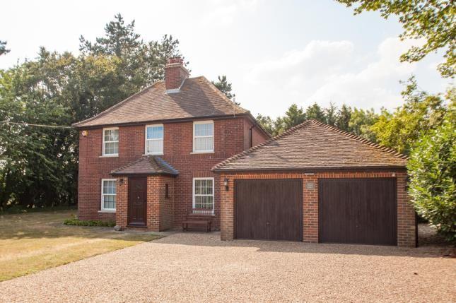 Thumbnail Detached house for sale in Adisham Road, Barham, Canterbury, Kent