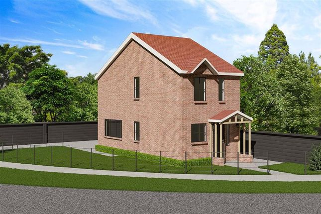 Thumbnail Detached house for sale in Furse Avenue, St. Albans, Hertfordshire