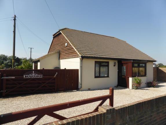 Thumbnail Bungalow for sale in Romney Road, Lydd, Romney Marsh, Kent