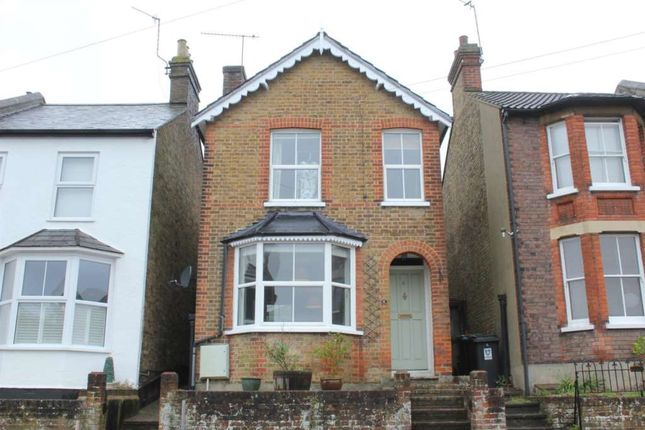 Thumbnail Detached house to rent in South Hill Road, Hemel Hempstead