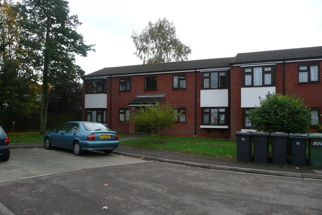 Thumbnail Flat to rent in Newtown Court, Biggleswade