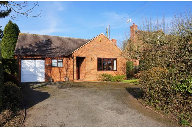 Thumbnail Detached bungalow for sale in Broadclose Lane, Inkberrow