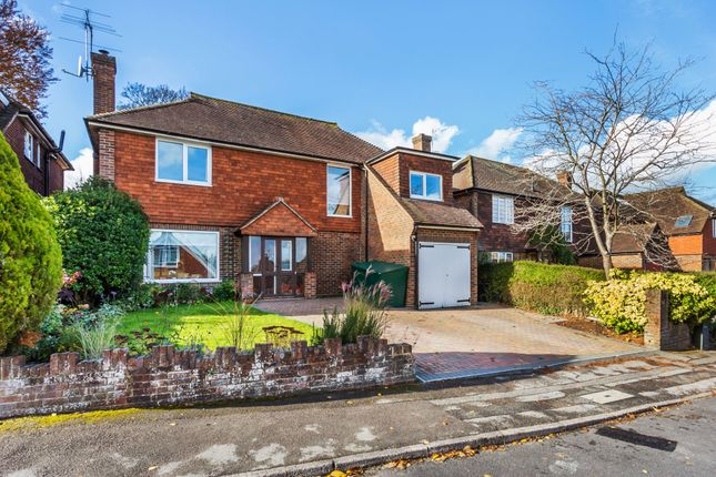 Thumbnail Detached house for sale in Longmead, Guildford