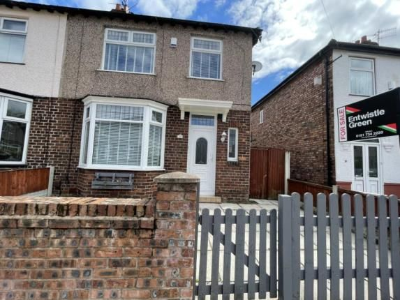 Thumbnail Semi-detached house for sale in Bathurst Road, Garston, Liverpool, Merseyside