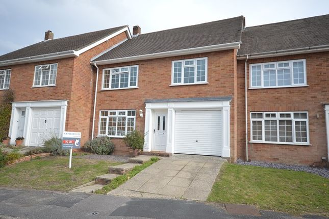 Thumbnail Terraced house to rent in St. Annes Gardens, Lymington