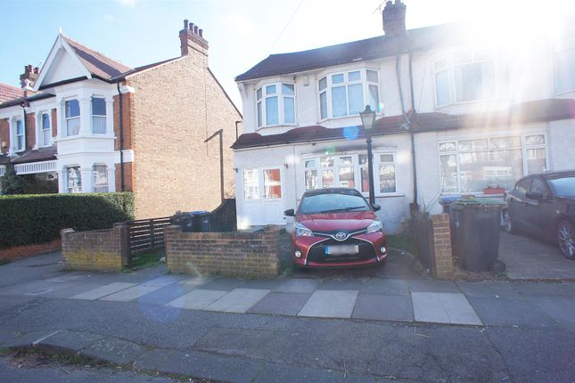 Thumbnail End terrace house to rent in Maidstone Road, London