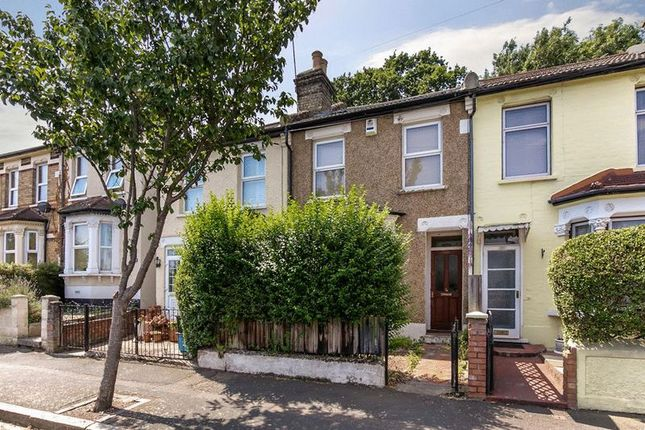 Thumbnail 3 bed terraced house for sale in Rathbone Square, Tanfield Road, Croydon