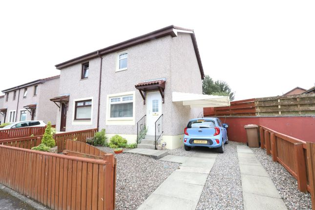 Thumbnail Property for sale in New Flockhouse, Lochore, Lochgelly