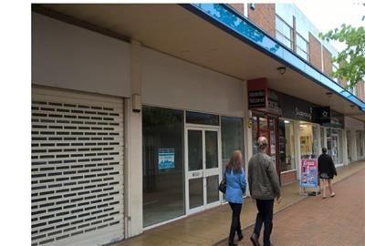 Thumbnail Retail premises to let in Nicholas Way, The Quadrant Centre, Dunstable, Bedfordshire
