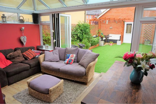 Thumbnail Semi-detached house for sale in Redpoll Drive, Portishead