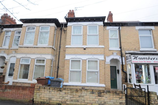 Thumbnail Flat for sale in Albert Avenue, Hull, East Riding Of Yorkshire