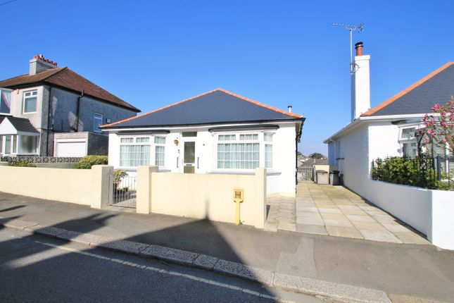 Thumbnail Detached bungalow for sale in Beatrice Avenue, Saltash, Cornwall
