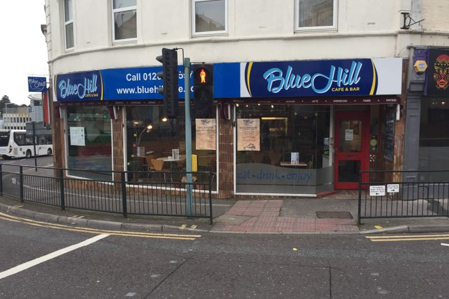 Thumbnail Restaurant/cafe to let in Cafe & Bar, Bournemouth