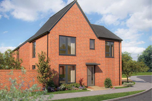"""Thumbnail Detached house for sale in """"The Mountford"""" at Whitecotes Lane, Chesterfield, Derbyshire, Chesterfield"""
