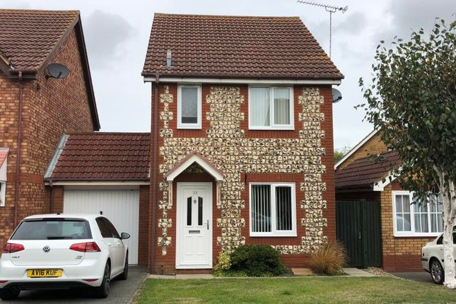 Thumbnail Detached house to rent in Bugsby Way, Kesgrave, Ipswich