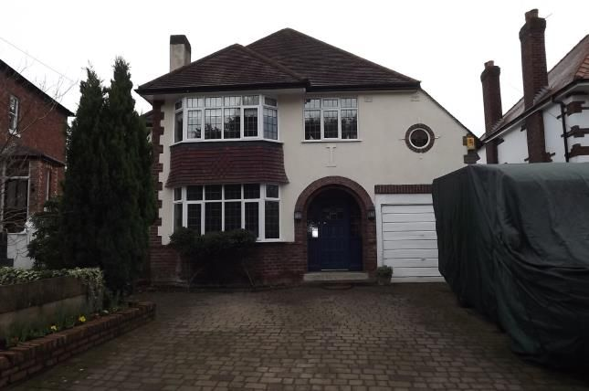 Thumbnail Detached house for sale in Depleach Road, Cheadle, Greater Manchester