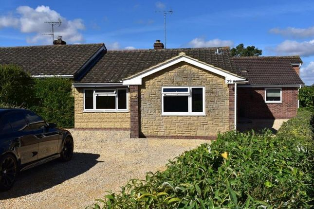 Thumbnail Semi-detached bungalow for sale in Sanden Close, Hungerford