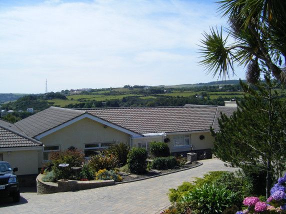 Thumbnail Bungalow for sale in Ballaragh Road, Laxey