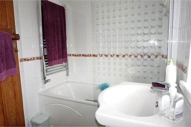 Bathroom of The Hollow, Southdown, Bath BA2