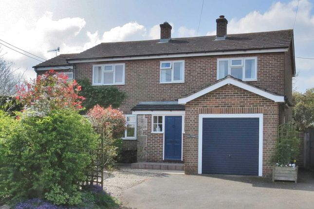 Thumbnail Detached house for sale in Ogbourne St. George, Marlborough