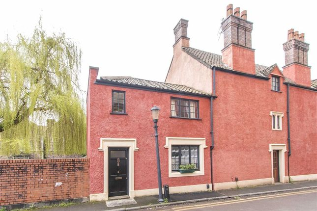 Thumbnail End terrace house for sale in Old Park Cottages, City Centre, Bristol