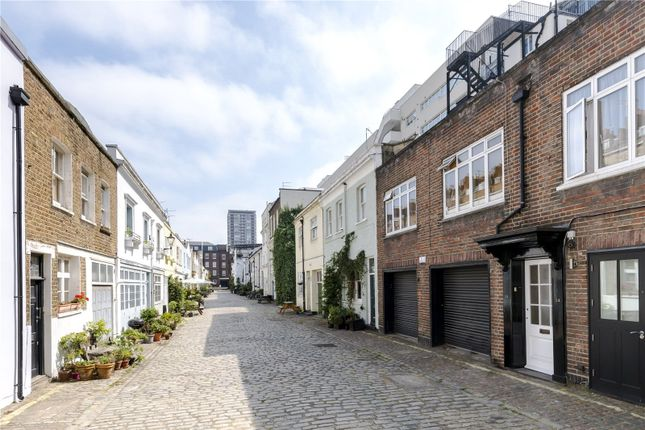 Thumbnail Mews house for sale in Radnor Mews, The Hyde Park Estate, London