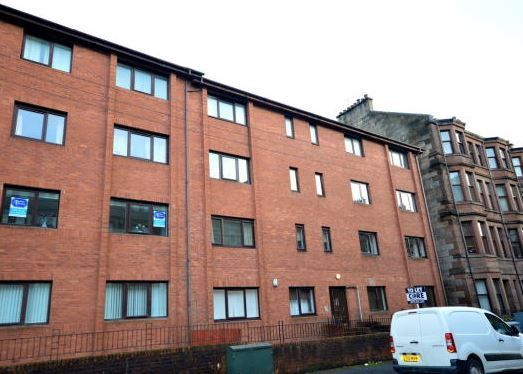 Thumbnail Flat for sale in Rothesay Court, Bouverie Street, Glasgow