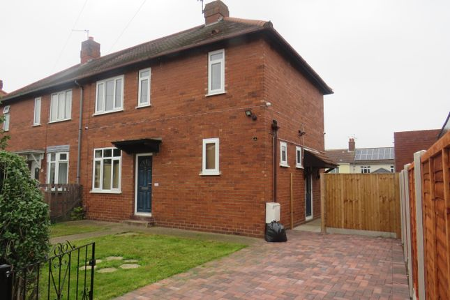 3 bed property to rent in Douglas Road, Warmsworth, Doncaster DN4
