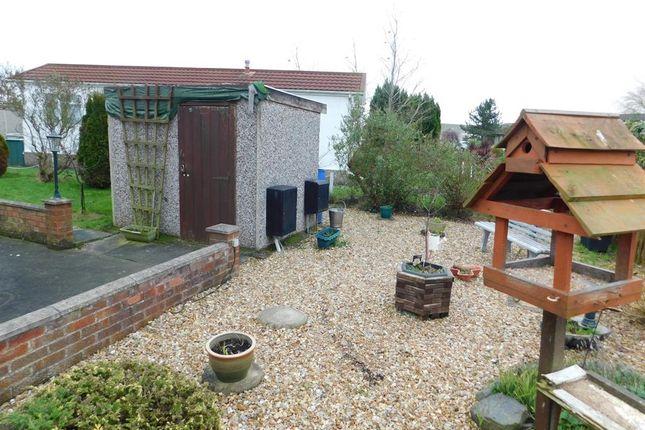 Garden 3 of Kingfisher Drive, Beacon Park Home Village, Skegness PE25