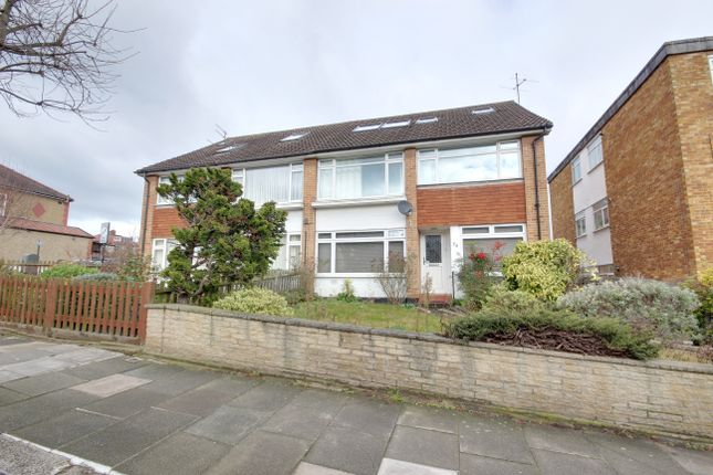 Thumbnail Maisonette for sale in Vicars Moor Lane, Winchmore Hill