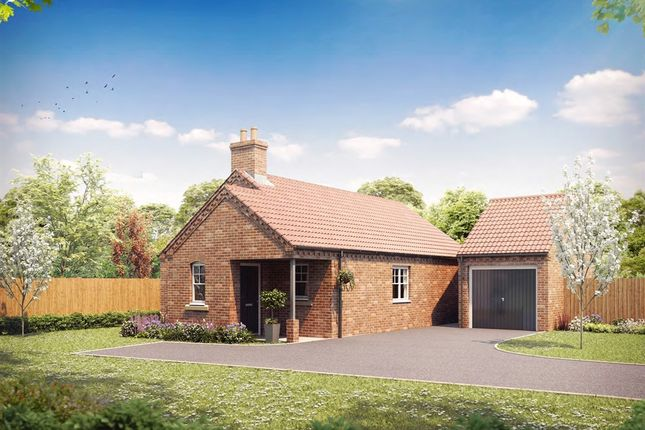 "Thumbnail Bungalow for sale in ""The Helmsley"" at Fordlands Road, Fulford, York"
