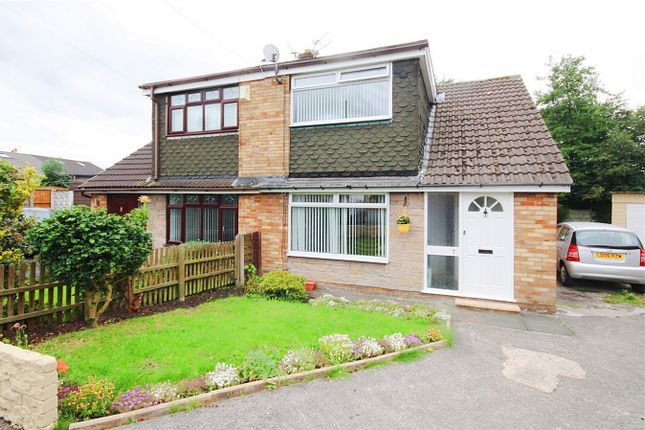 Thumbnail Semi-detached house for sale in Goodleigh Place, Sutton Leach, St Helens