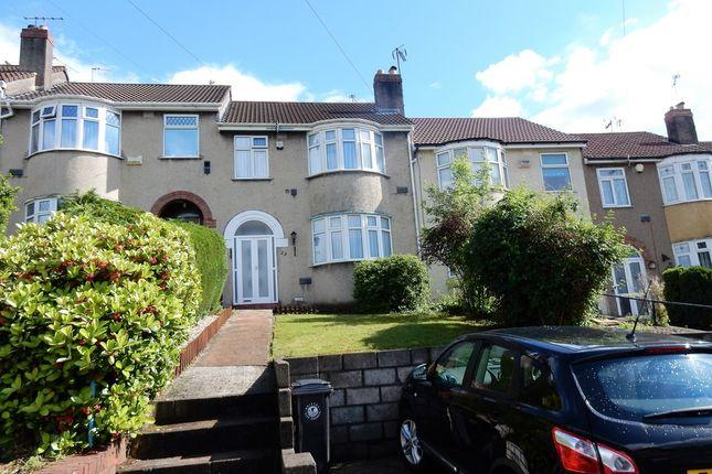 Thumbnail Terraced house for sale in Callington Road, Brislington, Bristol