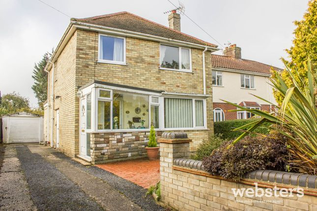 Thumbnail Detached house for sale in Holt Road, Hellesdon, Norwich