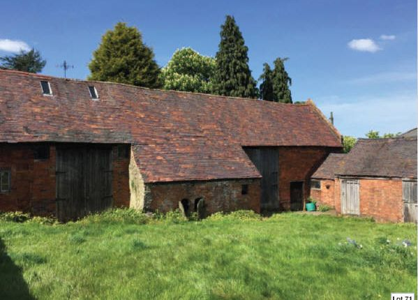 Thumbnail Property for sale in Grange Farm Buildings, Grange Road, Hartshill