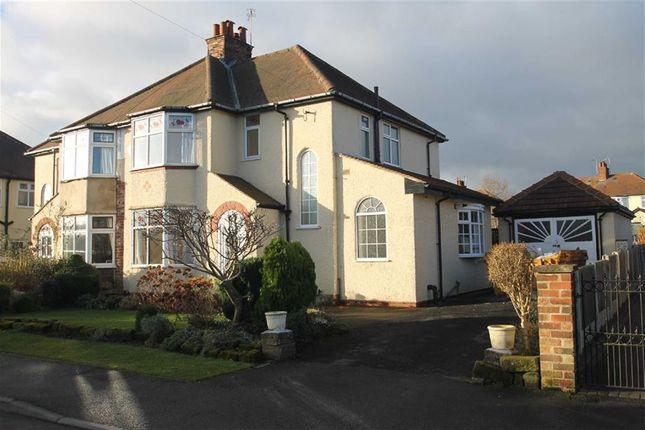 3 bed semi-detached house for sale in Rydal Road, Harrogate, North Yorkshire