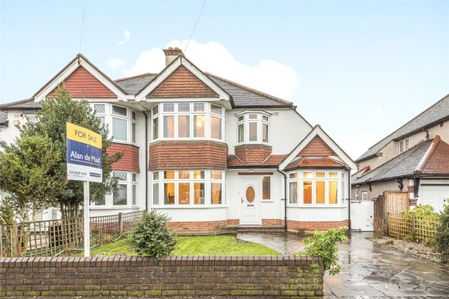 Thumbnail Semi-detached house for sale in Village Way, Beckenham