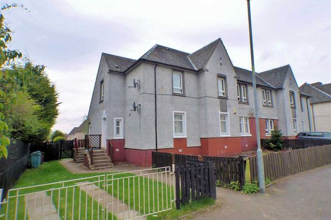 Thumbnail Flat for sale in Mcculloch Avenue, Uddingston, Uddingston