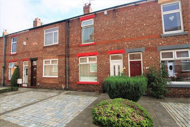 Thumbnail Terraced house for sale in Low Melbourne Street, Bishop Auckland