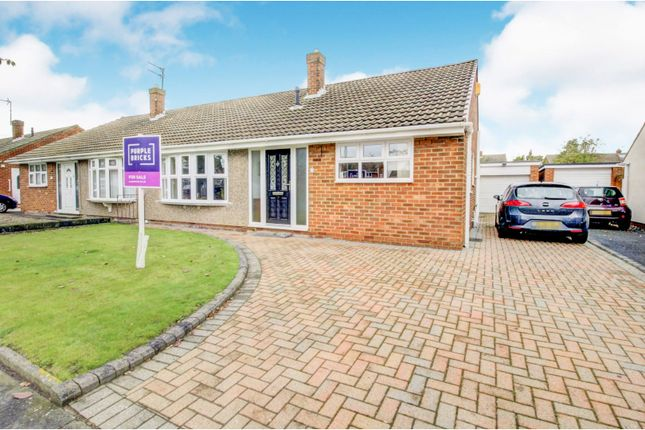 Thumbnail Bungalow for sale in Cranwell Road, Hartlepool