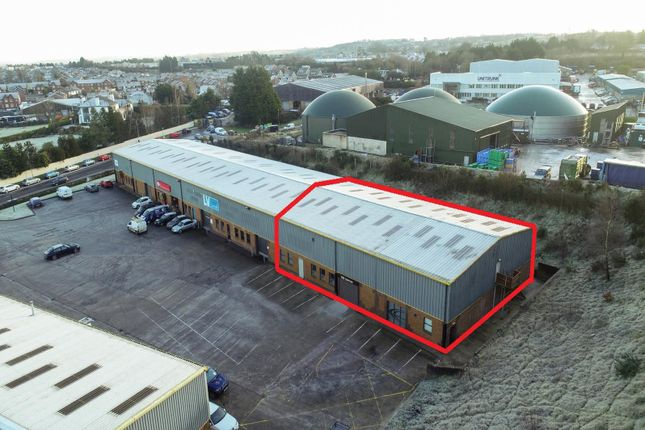 Thumbnail Warehouse to let in Unit 5, Altona Business Park, Lisburn, County Antrim