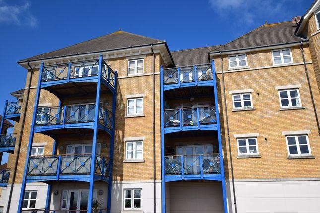 Balcony Front of Trujillo Court, Callao Quay, Eastbourne BN23
